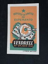 ERINNOFILO  1936