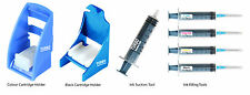 Turbo tool kit for ink filling/cartridge head cleaning/ink suction for HP 802