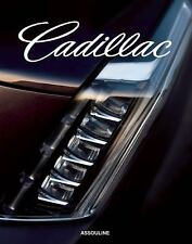 Assouline Cadillac - 110 Years of Cadillac- Luxury Hardcover Book - Unopened