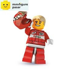 Lego 8803 Collectible Minifigure Series 3: No 11 - Race Car Driver - New