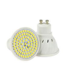 1x Bombilla Led 80 LEDs 2835 SMD GU10 Blanco frio