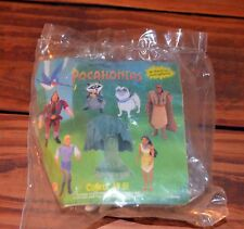 1995 Burger King Disney's POCAHONTAS - PERCY The Dog Wind-Up Figure Toy NEW