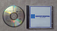 """CD AUDIO PROMO / GROUP DIGITAL """"THE MOST FAMOUS GOSPELS AND NEGRO SPIRITUALS 15T"""