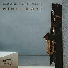 Nihil Novi - Marcus / Twi-Life Strickland (2016, CD NIEUW)
