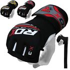 RDX Gel Hand Wraps Grappling Gloves MMA,Boxing Mexican Punch Bag Muay Thai RY