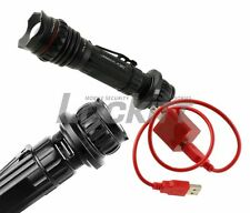 NEBO #6189 Redline Select RC LED USB Rechargeable Tactical Flash Light