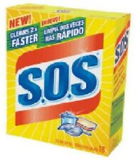 Clorox 36 Count, SOS, Steel Wool Soap Pad