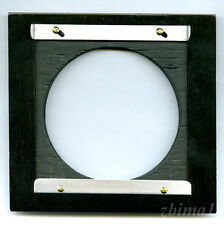 "1 ADAPTER 5.2"" Sq. - For Linhof type boards to B&J Grover  5""x7"" Camera, plywood"