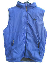 Eastern Mountain Sports EMS Blue Puffer Vest Mens Size Small S Nice!