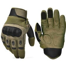Combat Gloves Sports Armor Military Boxing Hard Knuckle Kevlar