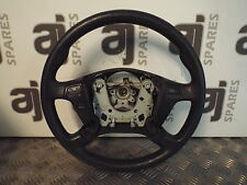 TOYOTA AVENSIS D4D 2.0 2007 STEERING WHEEL WITH CONTROLS (SOME MARKS AND WEAR)