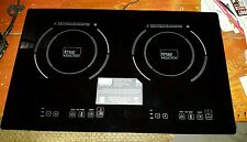True Induction Cooktop S2F3 Stove Top 2 burner
