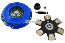 FX SD STAGE 4 RIGID CERAMIC CLUTCH KIT 98-02 CHEVROLET CAMARO Z28 SS 5.7L LS1