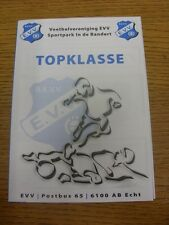04/04/2015 Echter Voetbal Vereniging v Woonwagen Kamp Emmen  .  Thanks for takin