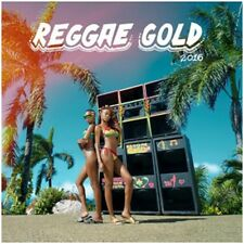 Reggae Gold 2016 - New Double CD Album - Pre Order - 22nd July