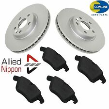 Comline Ford Focus MK2 2004-2011 Delantero Discos De Freno & Almohadillas Kit con 280mm