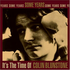 Some Years It's The Time Of Colin Blunstone NEW CD  SAY YOU DON'T MIND ETC