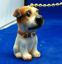 Adorable Precious Puppy Dog Jack Russell Terrier Fan Pull / Ceiling Fan Pull
