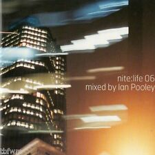Ian Pooley Nite Life 06 - CD MIXED - HOUSE TECH HOUSE DEEP HOUSE