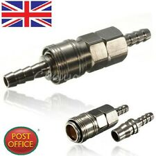 Coupling Connector Tool Quick Release Gas Hose Nozzle 8mm for Caravan Motorhome