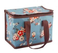 Sac Alimentaire tissé cool lunch box isotherme fleur sandwiches SHABBY CHIC VINTAGE