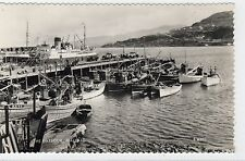 THE HARBOUR, MALLAIG: Inverness-shire postcard (C6924).
