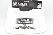 Chicago Blackhawks NHL Snap Bib Baby Infant Toddler Newborn Stanley Cup