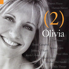 Olivia (2) by Olivia Newton John (CD, 2002) Duets   ***Excellent Condition!!***
