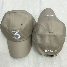 Chance the rapper 3 khaki Coloring Book dad hat baseball cap