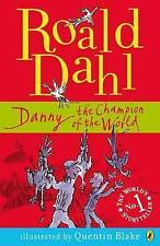 Danny the Champion of the World, Roald Dahl, Paperback Book