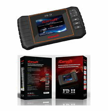 FD II OBD Diagnose Tester past bei  Ford Festiva, inkl. Service Funktionen