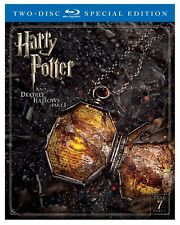 Harry Potter and the Deathly Hallows Part I 1 2-Disc Special Edition Blu-Ray NEW