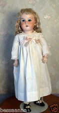 "ARMAND MARSEILLE A.M. 390 A-9-M CHILD GERMAN BISQUE HEAD DOLL, H 24"" AT91611128"