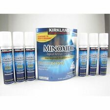 6 MONTHS KIRKLAND FOAM MINOXIDIL 5%  HAIR LOSS REGROWTH FOR MEN GENERIC