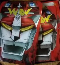 Voltron: Defender of the Universe - Collectors Edition 4 (DVD, 2007, 3-Disc Set)