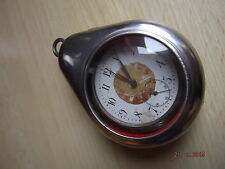 [44] Alte Taschenuhr old pocket watch  Cylindre 10 Rubis