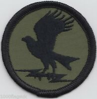 RAF no. 606 Squadron Operations Royal Air Force Embroidered Crest Badge Patch