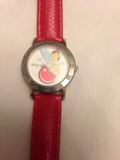 Disney Tinkerbell Watch Holiday Christmas Special Edition Collectors Series New
