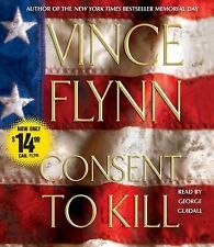 Consent to Kill by Vince Flynn (2008, CD, Abridged)