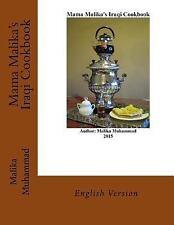 Mama Malika's Iraqi Cookbook : English by Malika Muhammad (2015, Paperback)