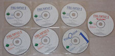 Final Fantasy XI Online + Two Expansion Packs Windows PC - 7 CD-ROM Square Enix