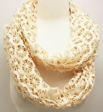 Beige Fashion Summer Infinity Scarf