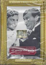 Dvd **TOTO' ♦ 47 MORTO CHE PARLA** nuovo Slipcase 1950