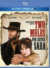 Two Mules for Sister Sara (Blu-ray Disc, 2014)