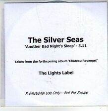 (CS410) The Silver Seas, Another Bad Night's Sleep - DJ CD