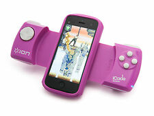 ION Audio iCade Bluetooth Mobile Game Controller for iPhone & iPod Touch - Pink