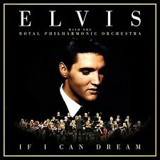 ELVIS PRESLEY  - IF I CAN DREAM (BRAND NEW CD)