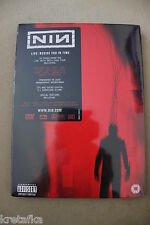 Nine Inch Nails - Beside You in Time  DVD - POLISH STICKERS