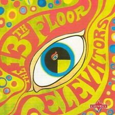 The 13th Floor Elevators - Psychedelic Sounds [New CD]