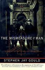 The Mismeasure of Man by Stephen Jay Gould (1996, Hardcover, Revised, Expanded)